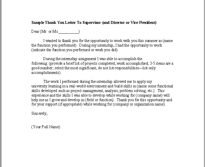 sample thank you letter pdf 09