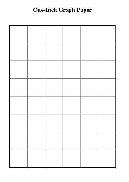 Graph Paper Template 10