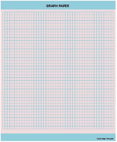 graph paper template 18