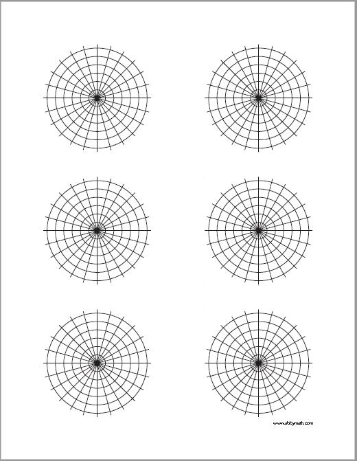 graph paper template 28