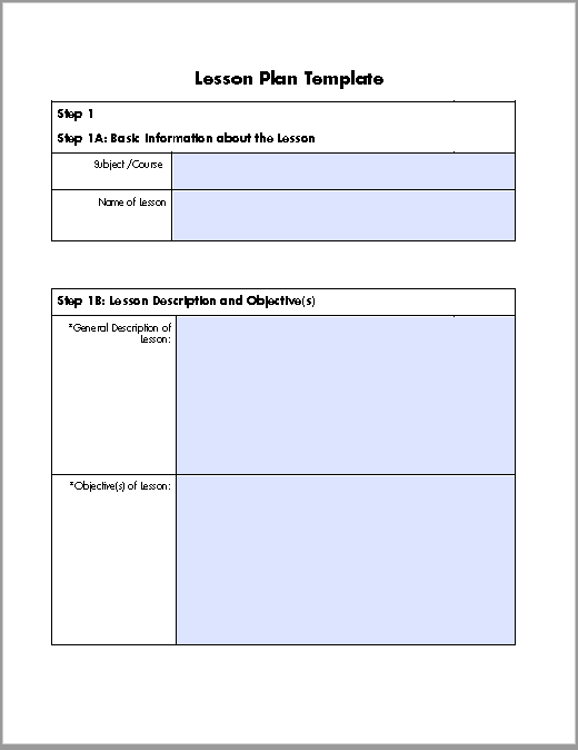 lesson plan template 08