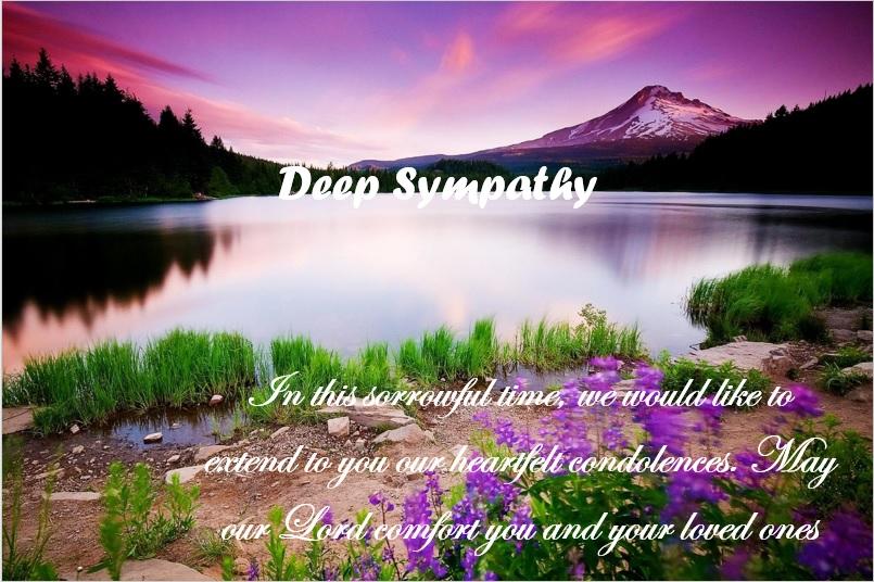 sympathy message card 04