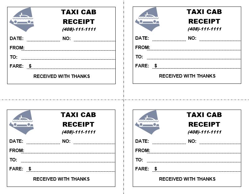 38 free printable receipt templates