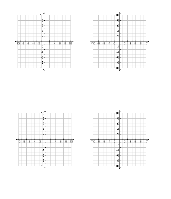 31 Free Printable Graph Paper Templates (PDFs and Docs)