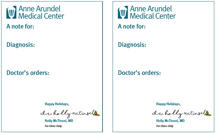 doctor notes - 40 free sample templates