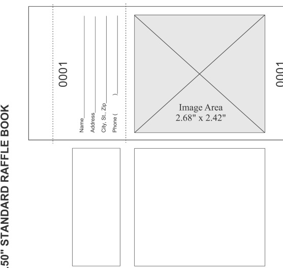 Raffle Ticket Templates 40