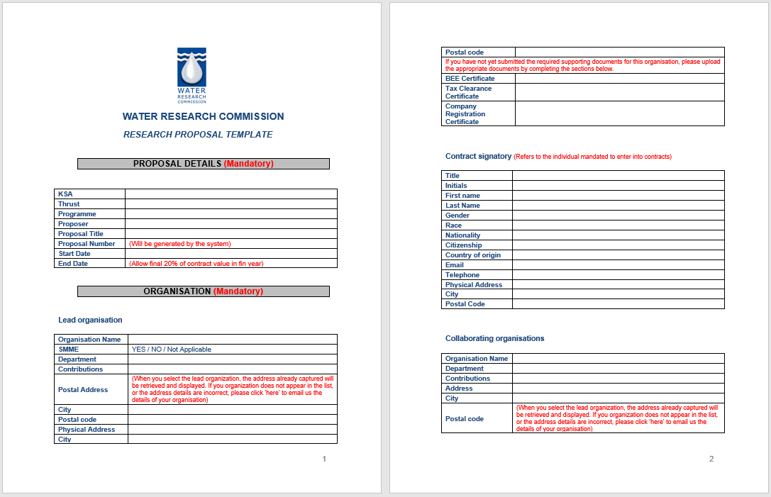 research proposal template 03