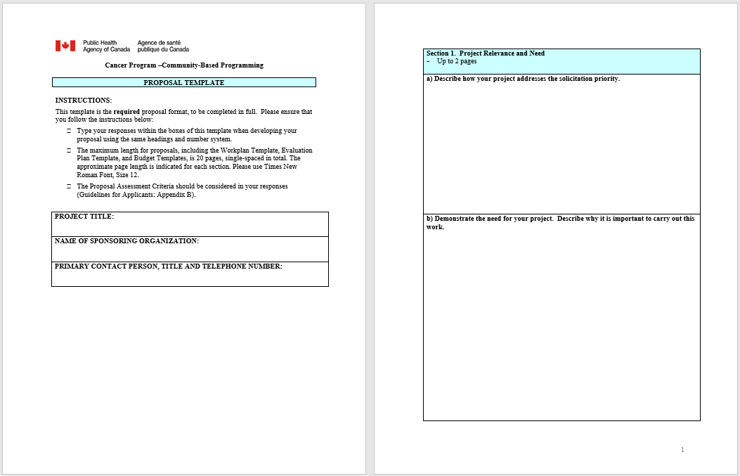 research proposal template 07