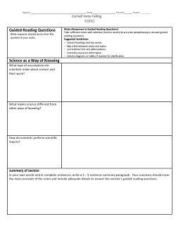 Word Note Taking Template from www.templatehub.org