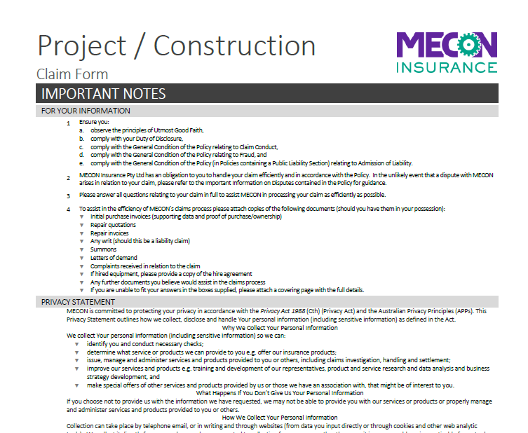 Construction Work Proposal Template from www.templatehub.org