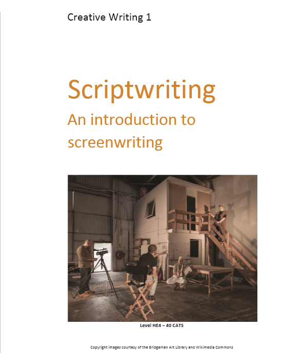 Screenplay Template 29