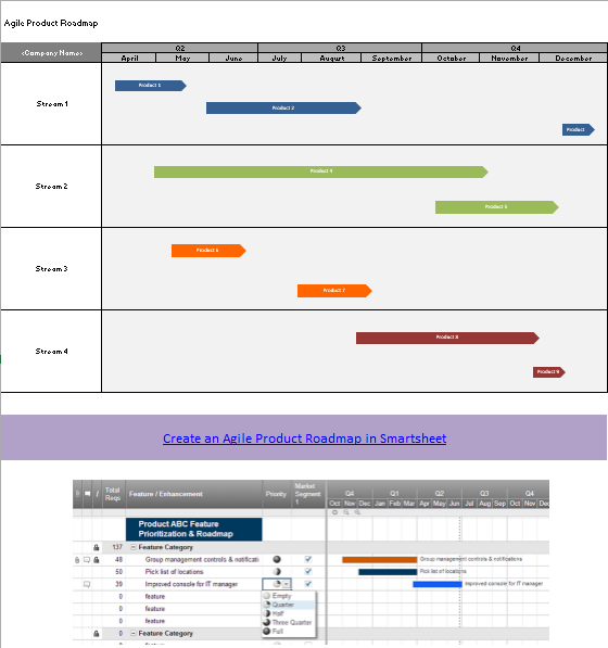 product roadmap template 01