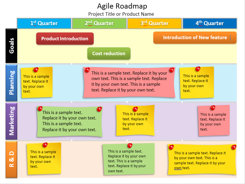 product roadmap template 04